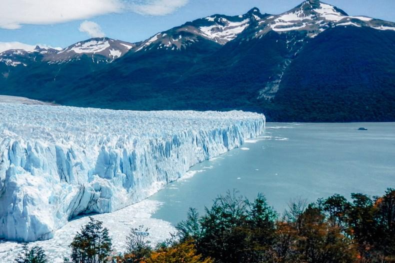 Perito Moreno | Argentinie | Argentina | Chile | The Orange Backpack