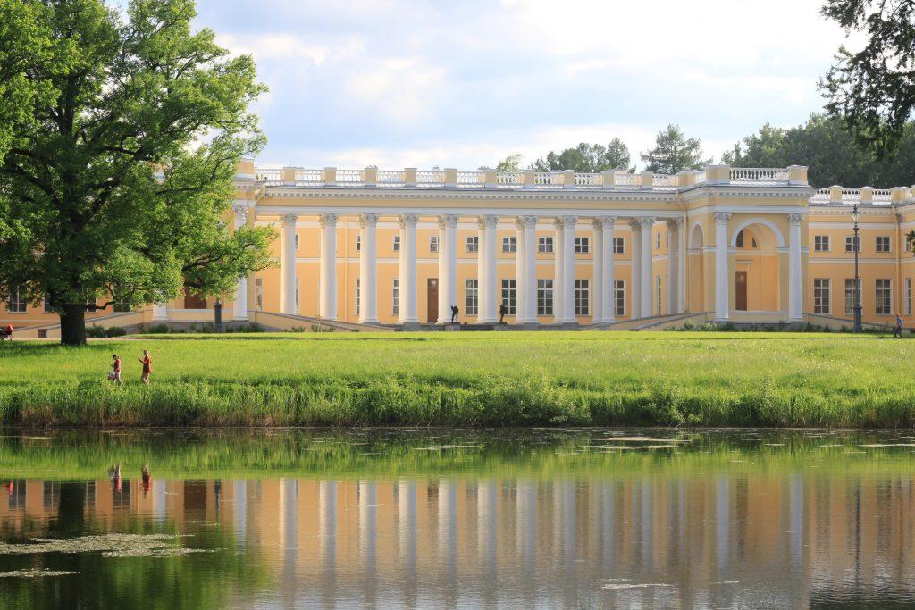 Alexanderpaleis | Alexander Palace | Sint-Petersburg | Saint Petersburg | Rusland | Russia | The Orange Backpack