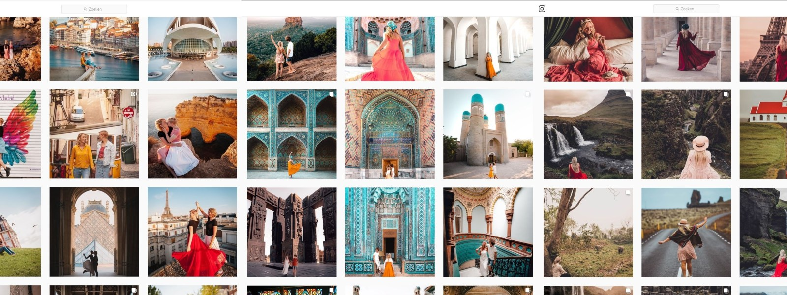 The 15 best Dutch travel blogs and instagrams
