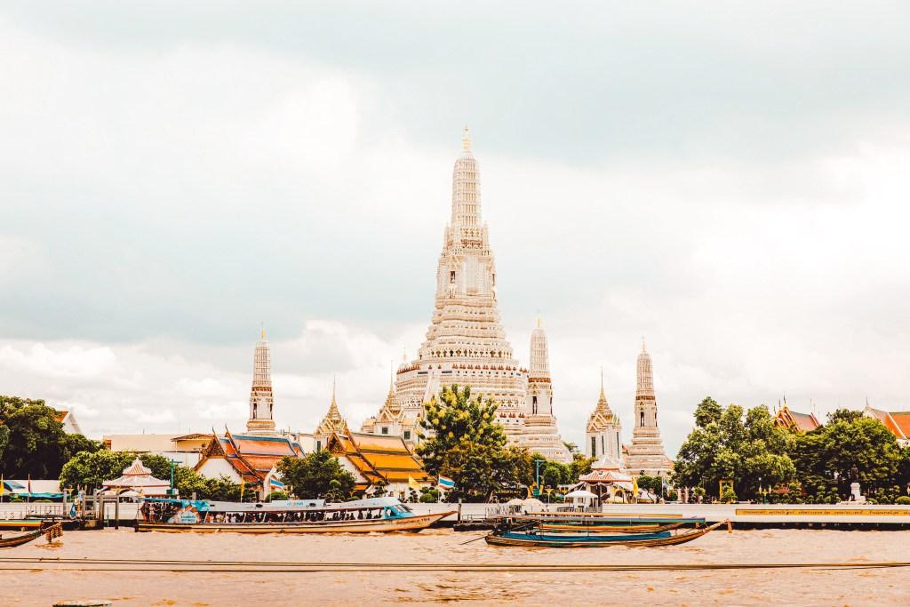 tempels Thailand | Bangkok | The Orange Backpack