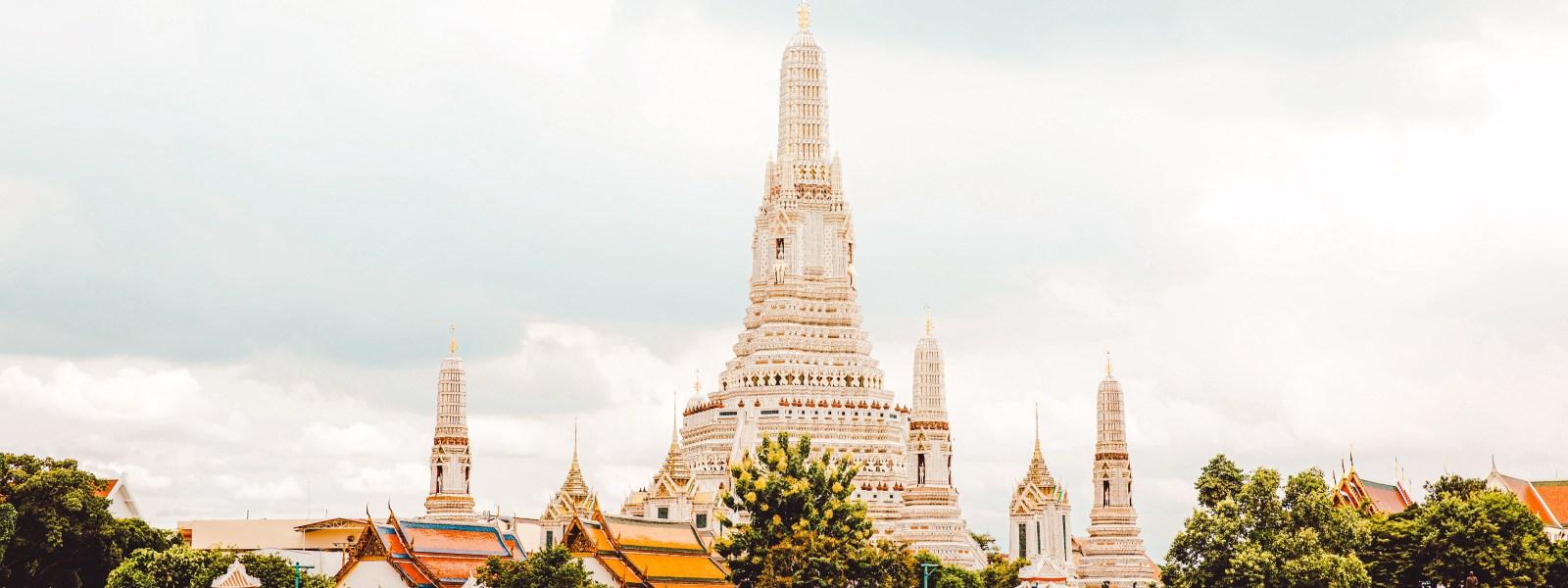 De 9 mooiste tempels in Thailand
