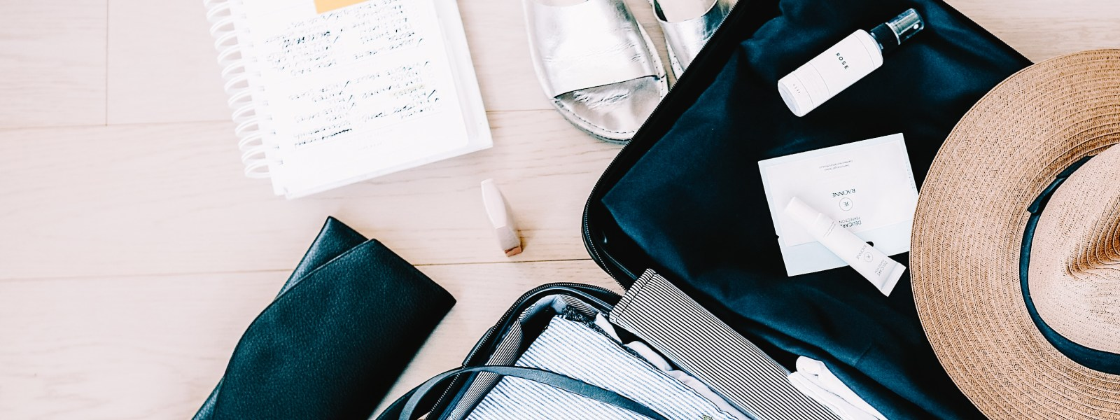 Onze praktische travel checklist