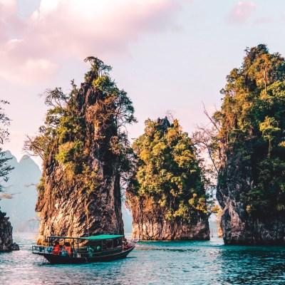 Wishlist Thailand | Khao Sok National Park | The Orange Backpack