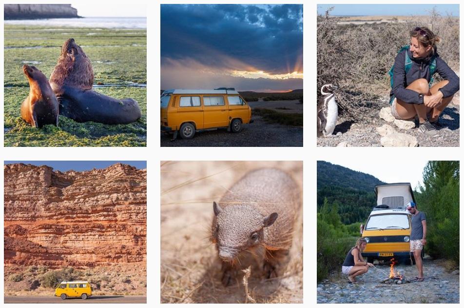 Littlebigbusadventure | Van life inspo | The Orange Backpack