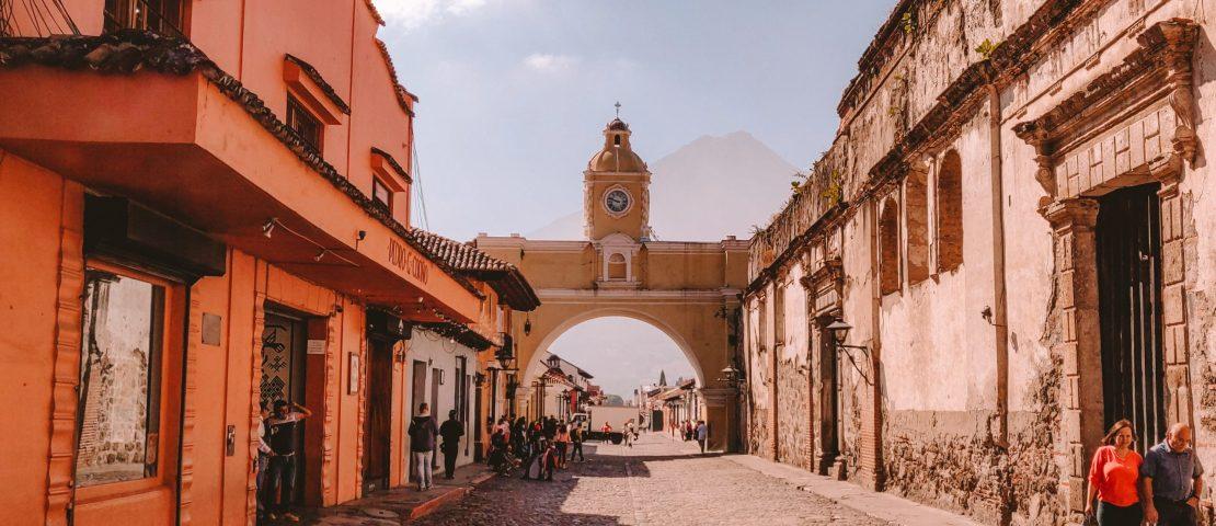 De ultieme city guide voor Antigua Guatemala