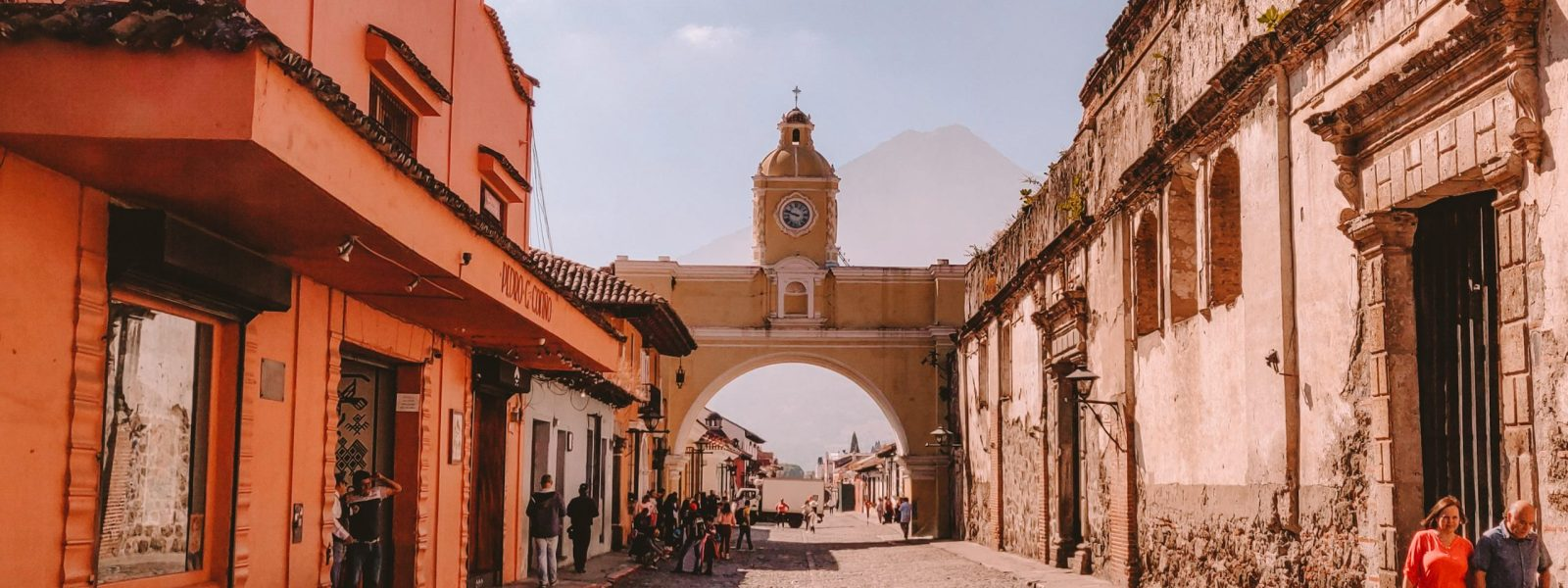 Visiting Antigua de Guatemala: things to do and see