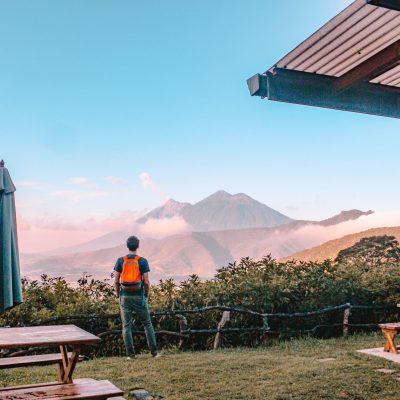 Earth Lodge | Antigua | Guatemala