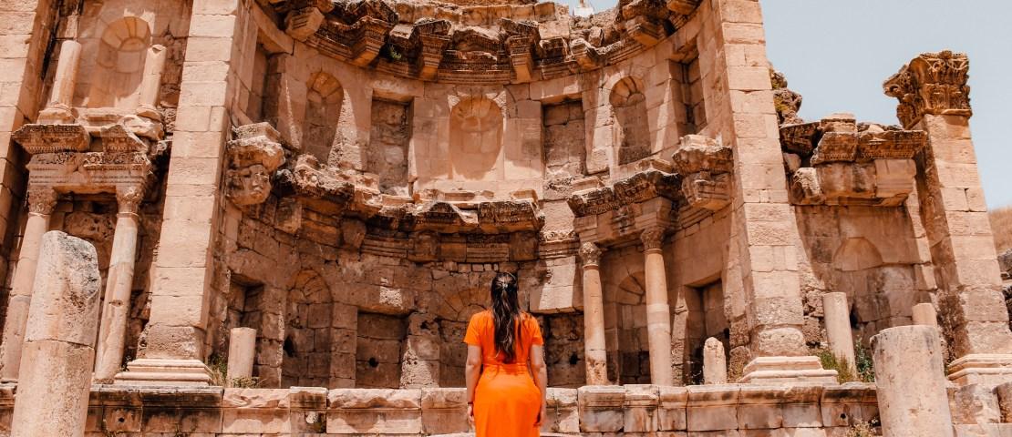 Jerash: Romeinse ruïnes in Jordanië (+ praktische kaart)