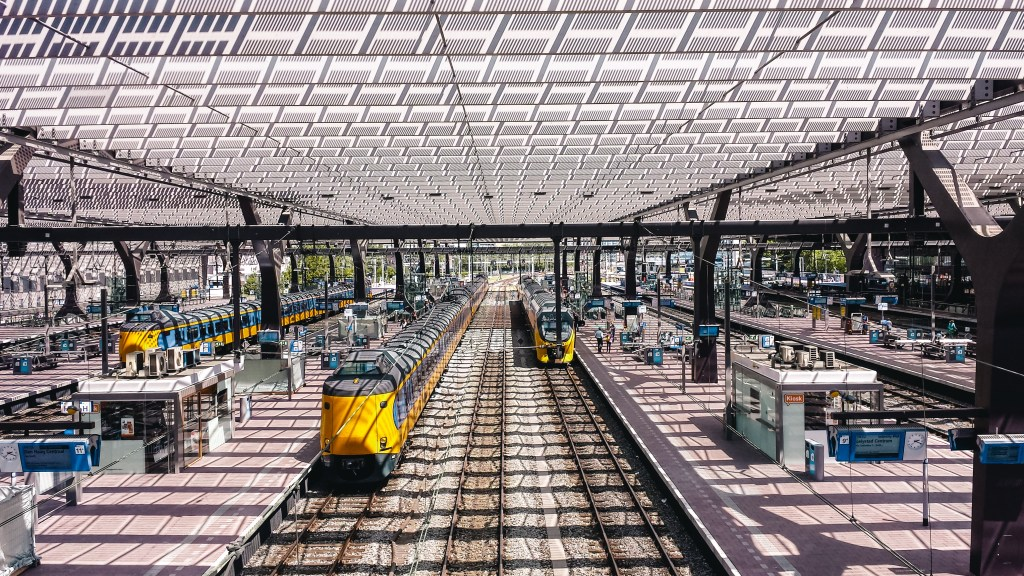 Interrail routes: treinreizen in Europa | Interrail reisroute