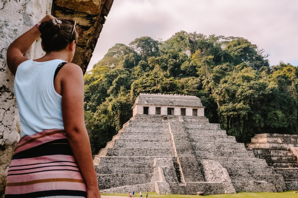 Maya Palenque | Yucutan Mexico | The Orange Backpack