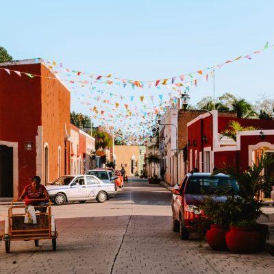 Valladolid   Yucutan Mexico   The Orange Backpack