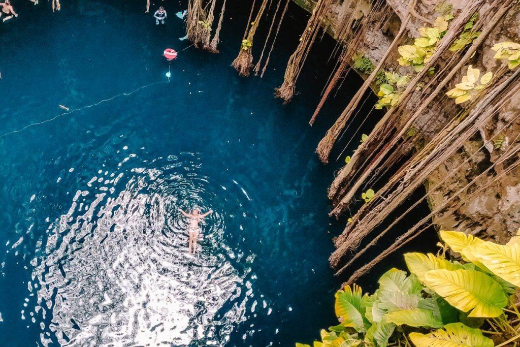 Cenota Valladolid | Mexico Yucatan | The Orange Backpack