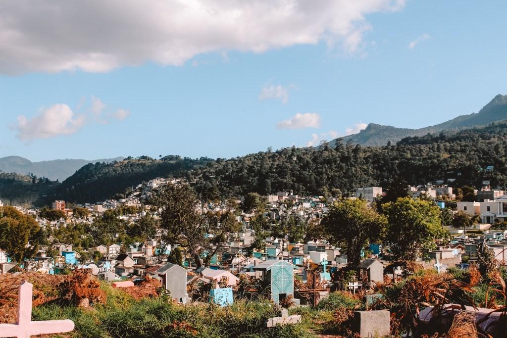Cemetery | Quetzaltenango Guatemala