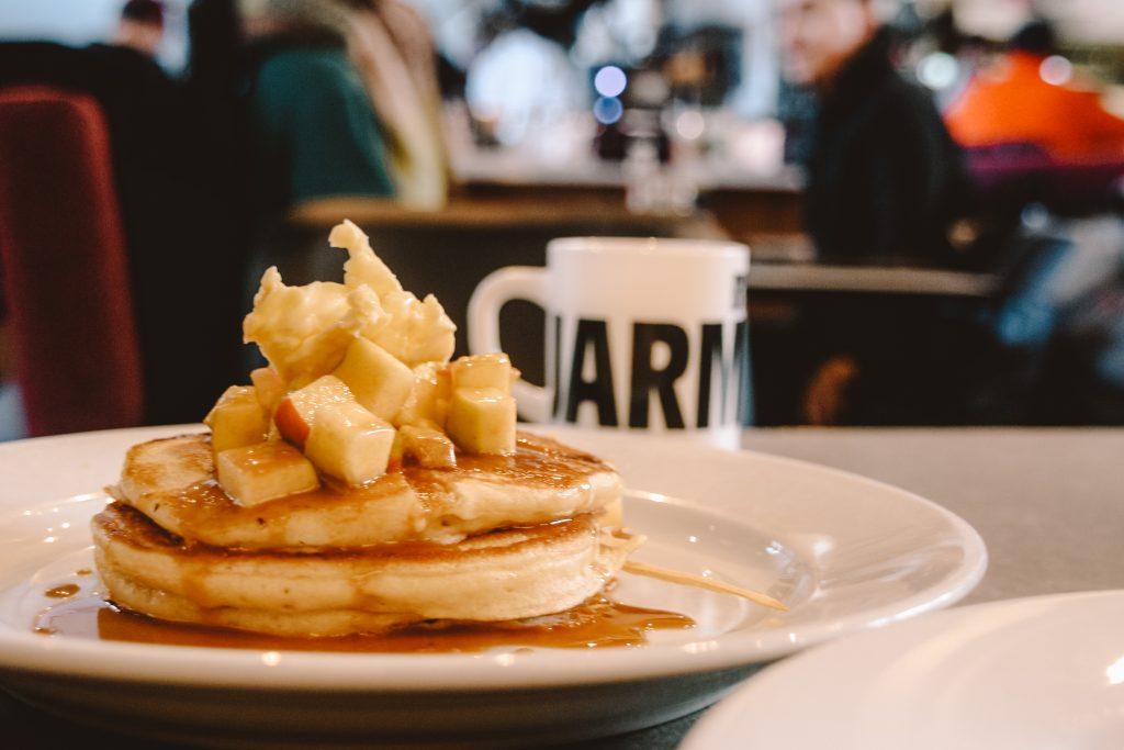 By Jarmusch | Pancakes | Breakfast in Rotterdam | Breakfast in Rotterdam | Netherlands | Netherlands | The Orange Backpack
