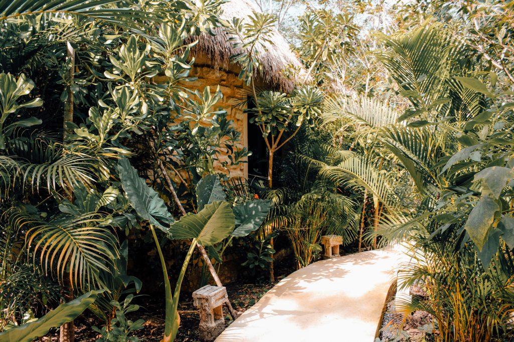 Coba | Maya temples | Aldea Coba | The Orange Backpack