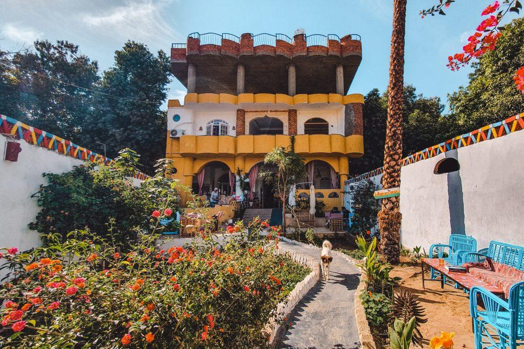 Elephantine Island | Aswan | Mango Guesthouse | Egypt | Egypte | The Orange Backpack