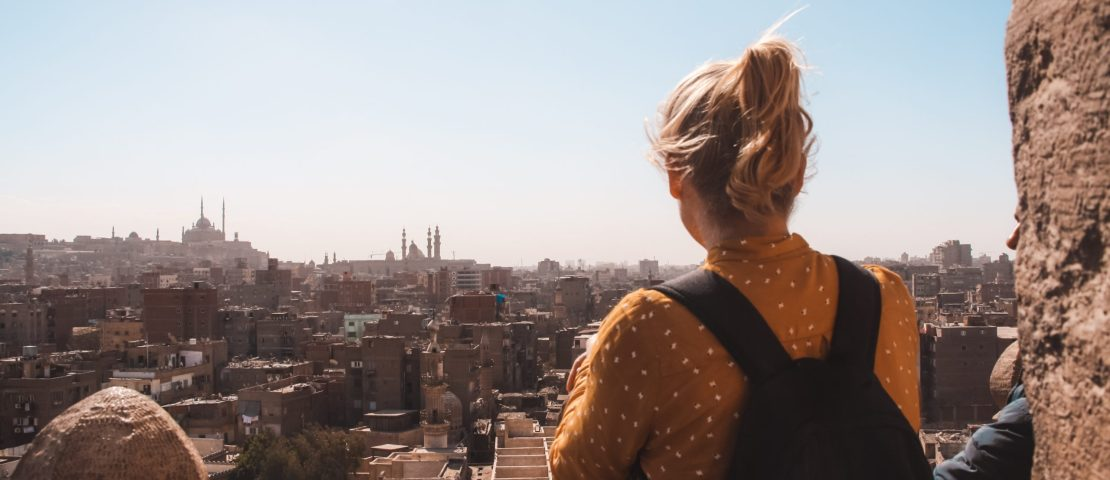 Cairo | Egypt | Egypte | The Orange Backpack