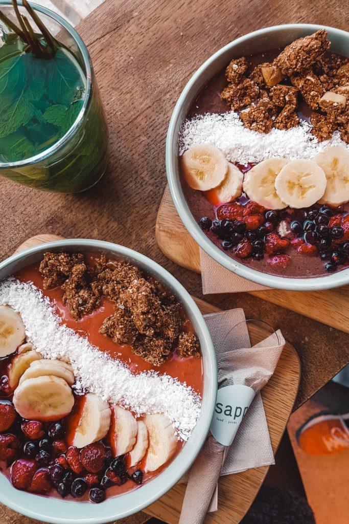 Sappi | Vega & vegan | Breakfast in Rotterdam | The Orange Backpack