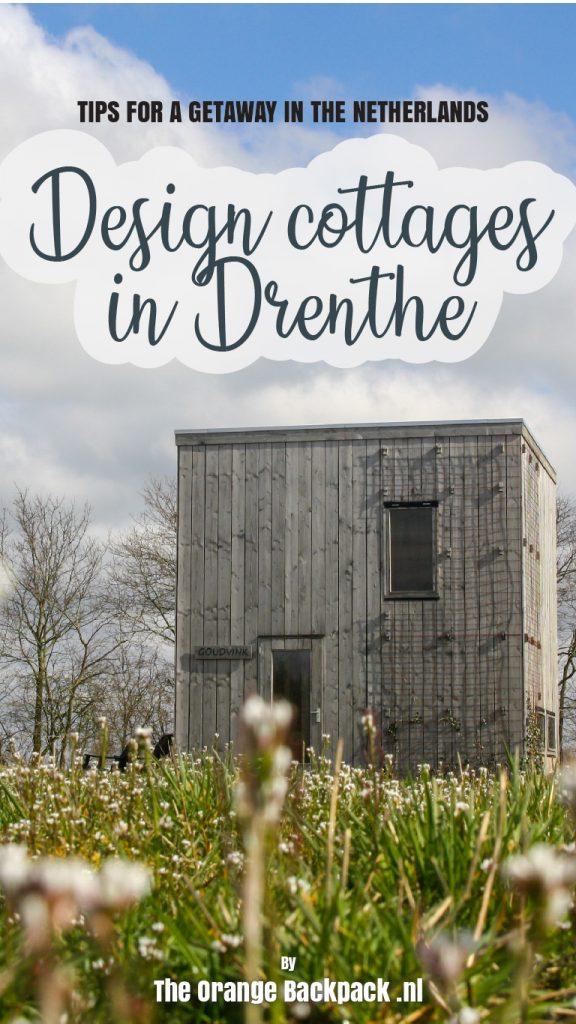 Design tiny house Voscheheugte Drenthe