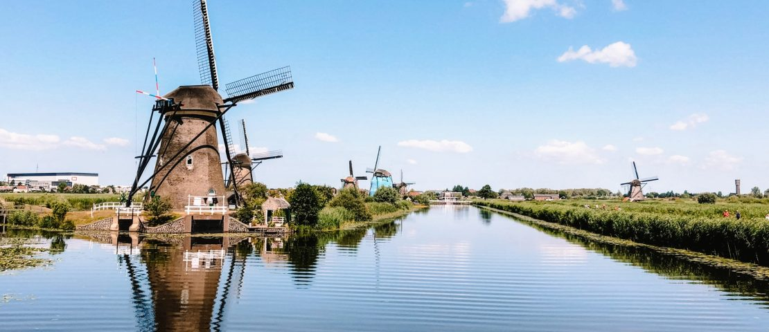 Kinderdijk, Rotterdam | Nederland, Netherlands | The Orange Backpack