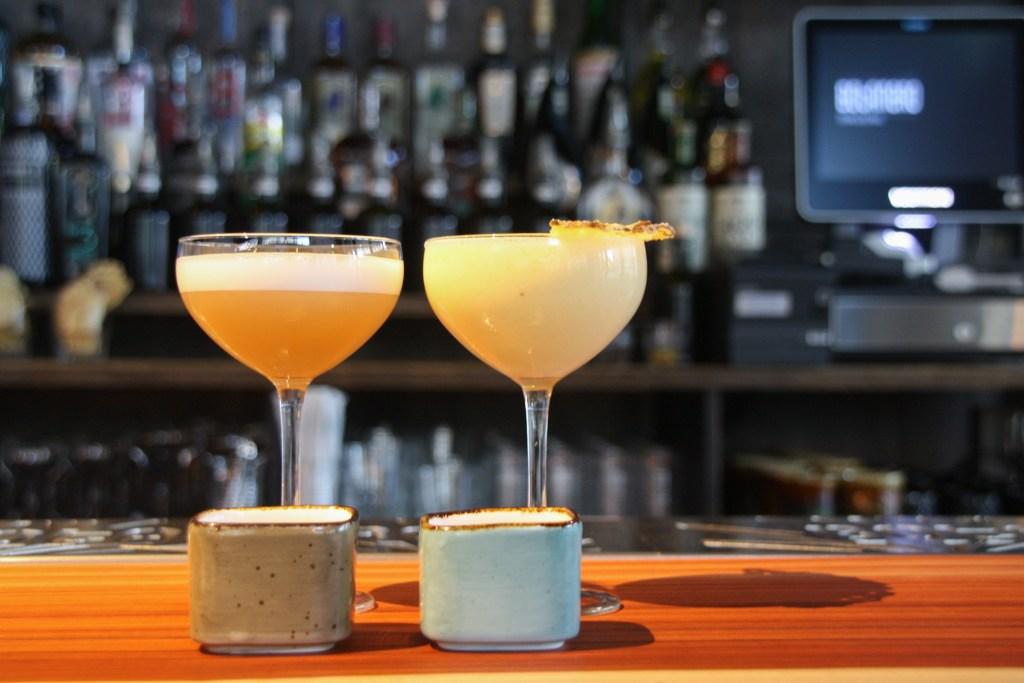 Cocktailbar Botanero Rotterdam | The Orange Backpack