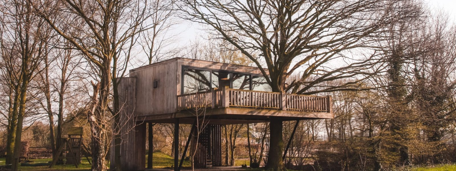 Bucket List Experience: staying in a boutique treehouse in the Netherlands