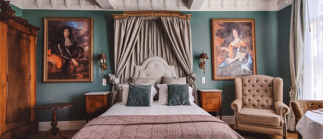 Sleep like a princess in boutique hotel Huys van Leyden