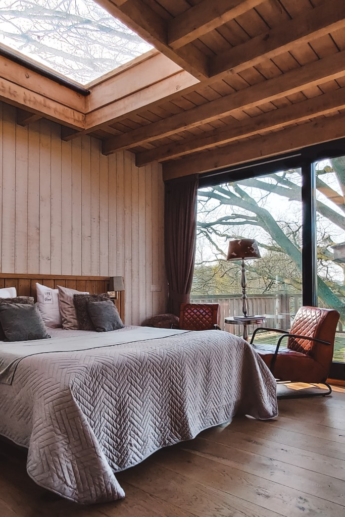Treehouse in Brabant | Boutique resort Life is Good | The Orange Backpack