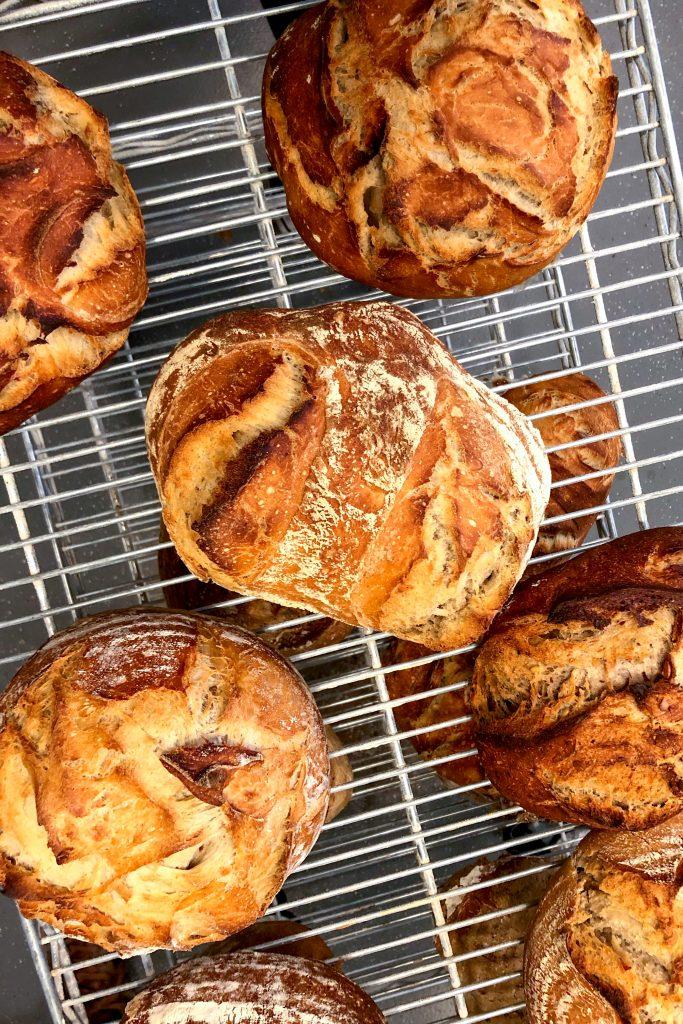 Jeroen bakt brood   Rotterdam-Noord   The Orange Backpack