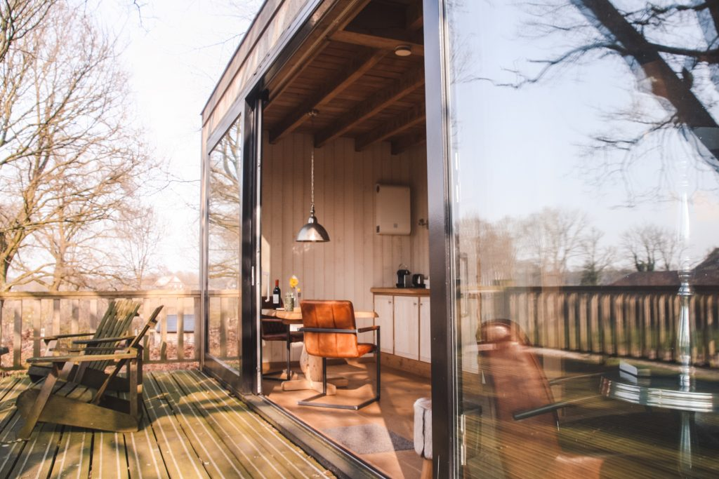 Treehouse in Brabant   Boutique resort Life is Good   The Orange Backpack