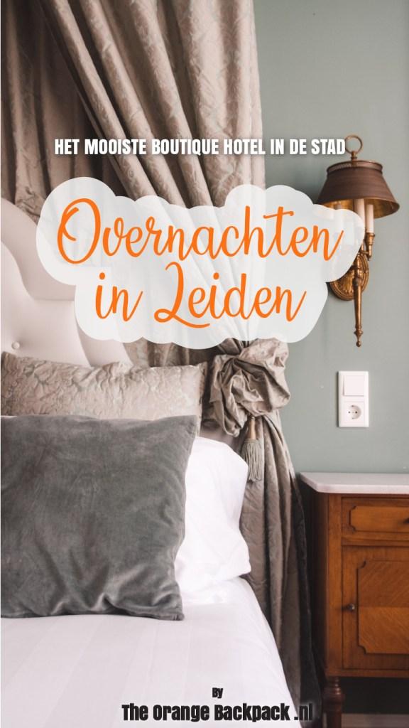 Boutique Hotel Huys van Leyden Nederland