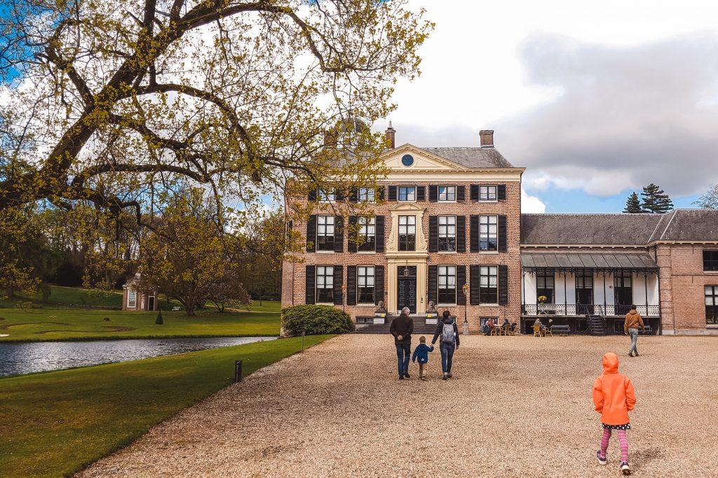 Nederlandse kastelen en paleizen | Kasteel Rosendael op de Veluwe