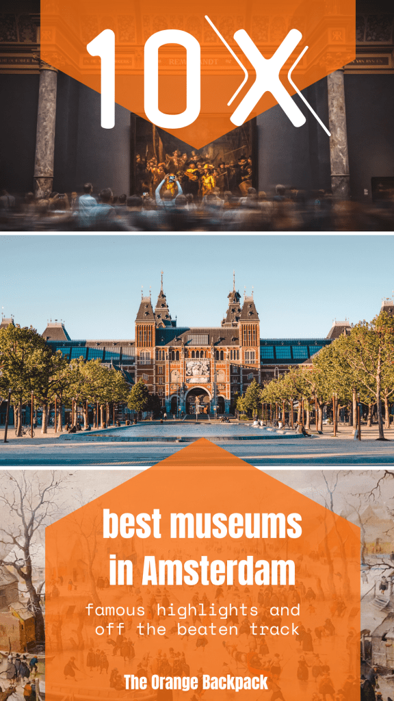10x must-visit best museums in Amsterdam to visit