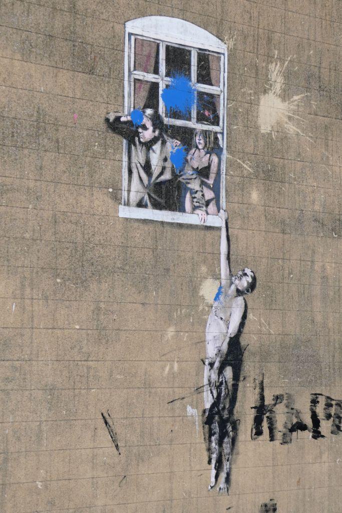 Best Street Art Cities - Bristol (One Trip at a Time)