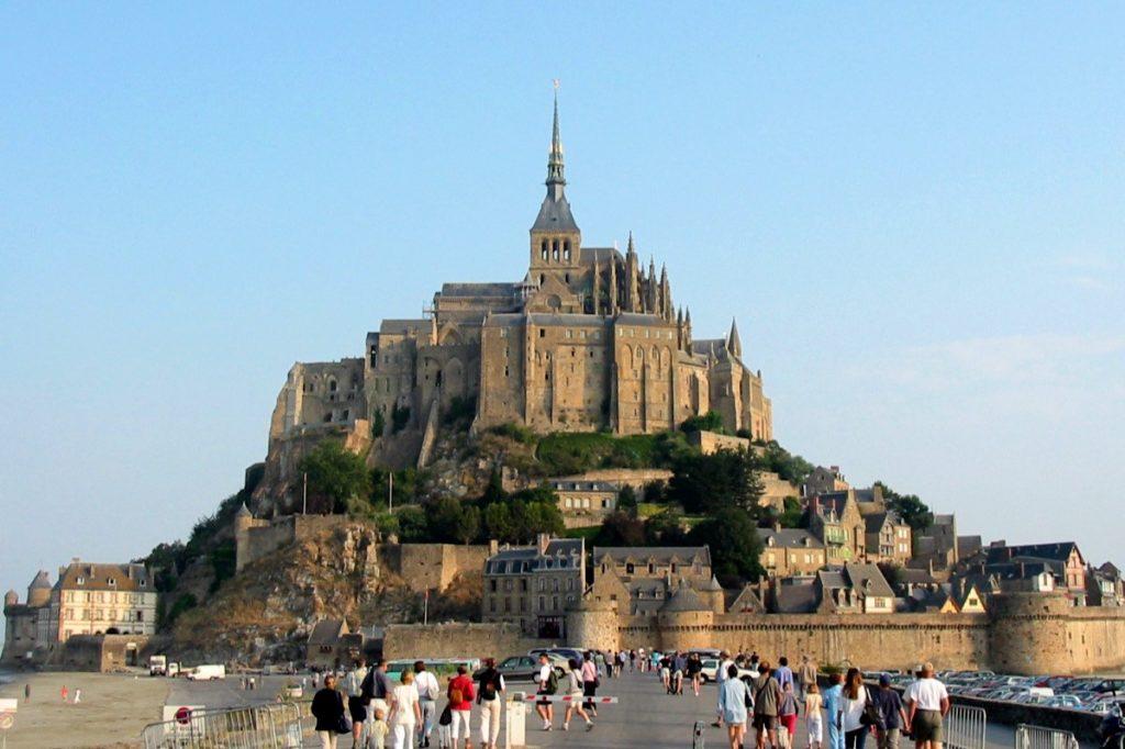 Mont St Michel, Normandië
