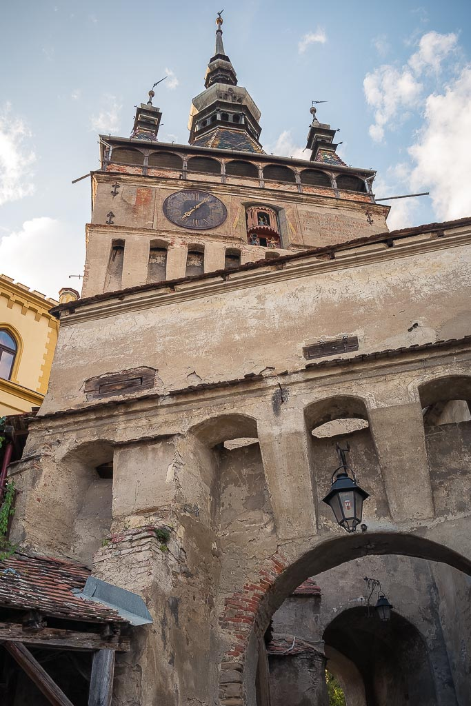 Europe Road Trip sighisoara-romania-itsalltriptome