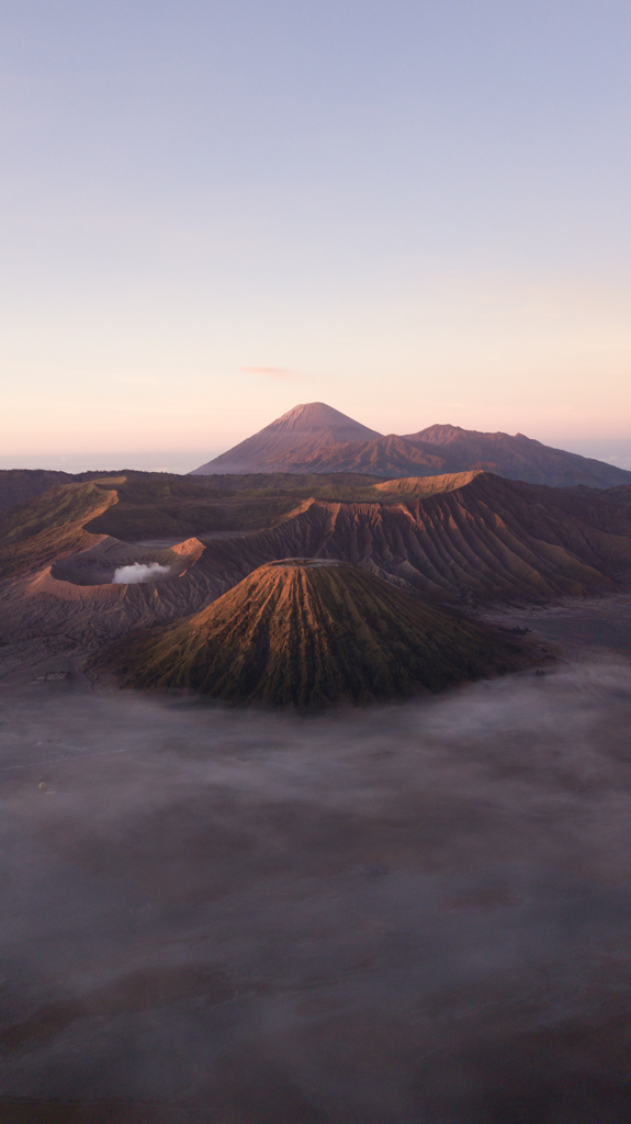 Mount Bromo, Java Indonesia | best volcanoes to visit around the world