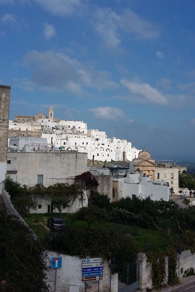 Roadtrip Europe Puglia Ostuni