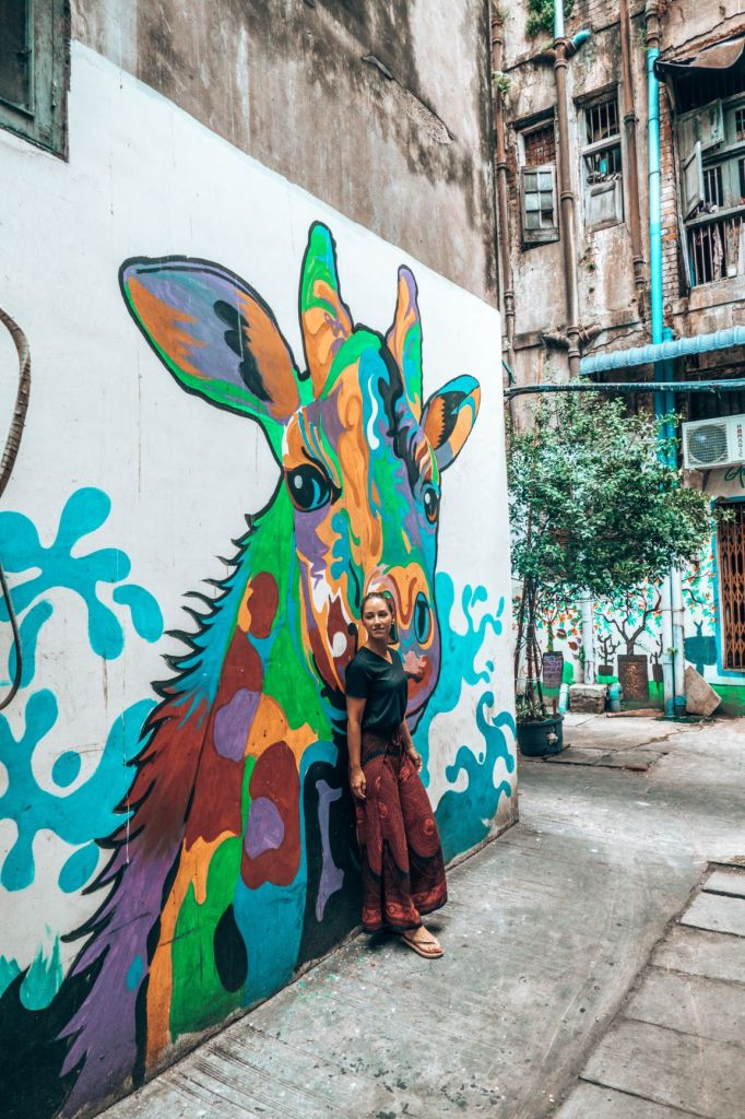 Street Art Yangon | Best street art cities in the world