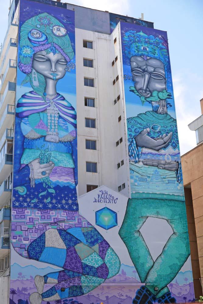 Valparaiso Chile street art cities