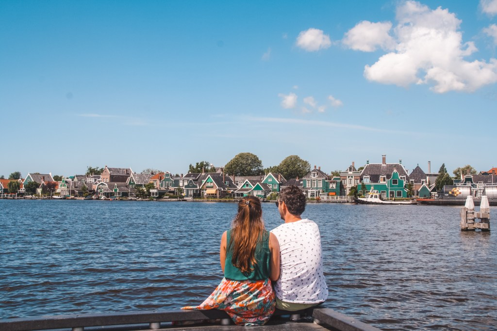 Zaanse Schaans in Noord-Holland