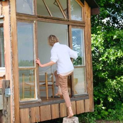 Bijzondere Overnachtingen - Tiny House stilleven