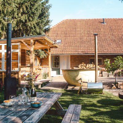 Vakantiehuisje Bij Tante Hanneke in Maasbommel