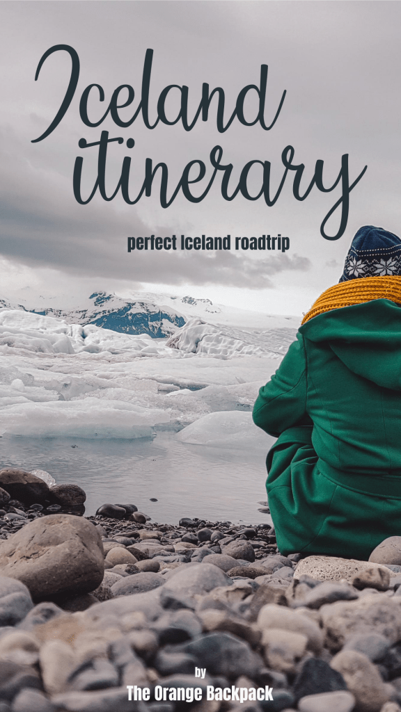 perfect Iceland itinerary roadtrip