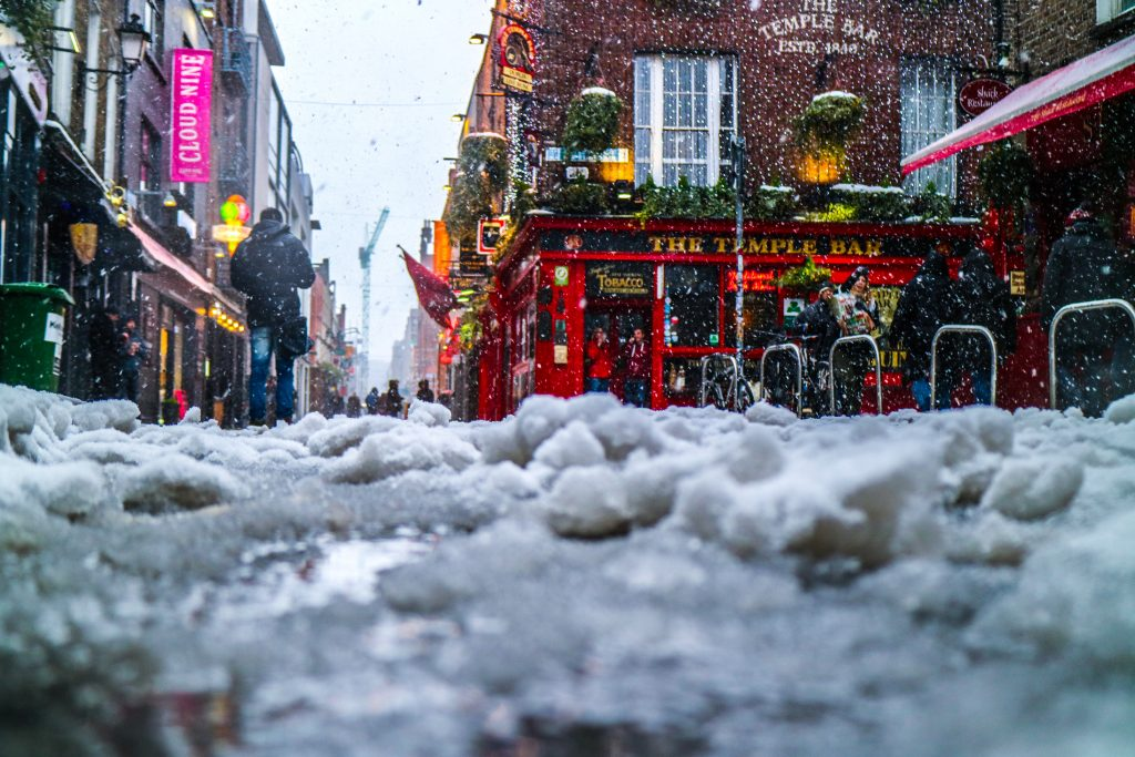 Belfast - Beste wintersteden in Europa