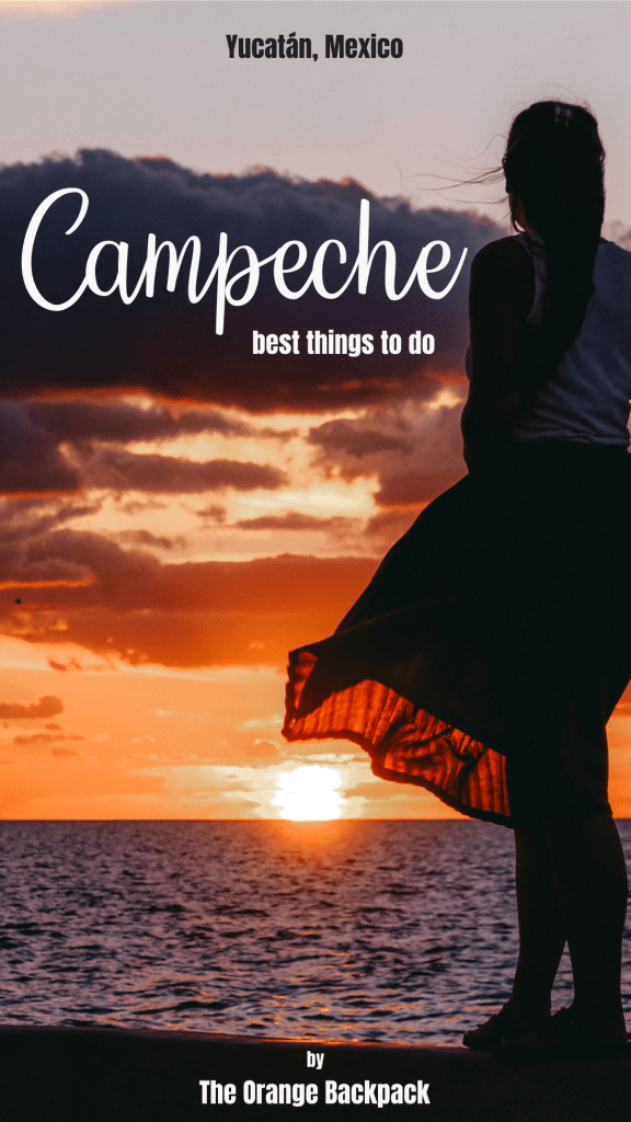 best things to do in Campeche Yucatan Mexico instagrammable spots