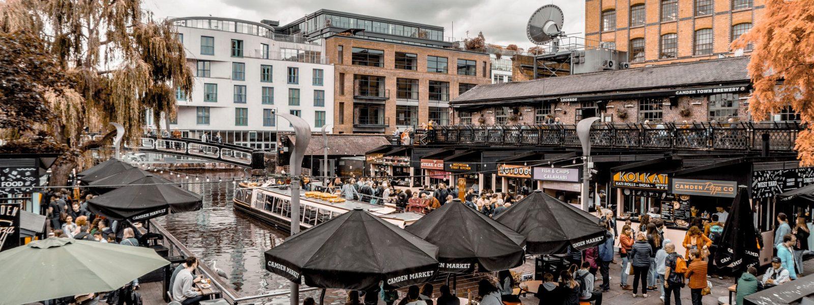 De 6 leukste food markets in Londen