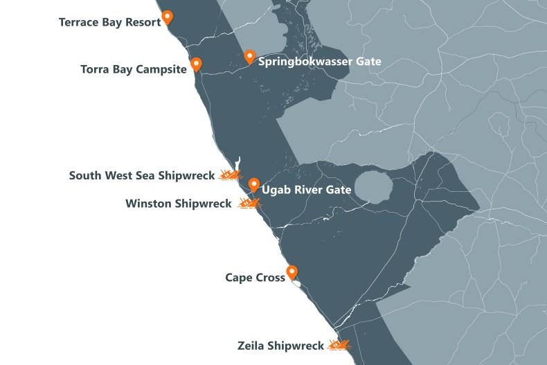 Skeleton-coast-Shipwreck-map-Namibia   The Orange Backpack