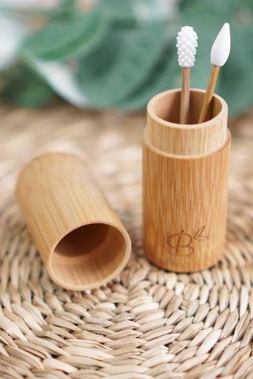 Bamboe oorstaafjes - Beste cadeaus voor reizigers