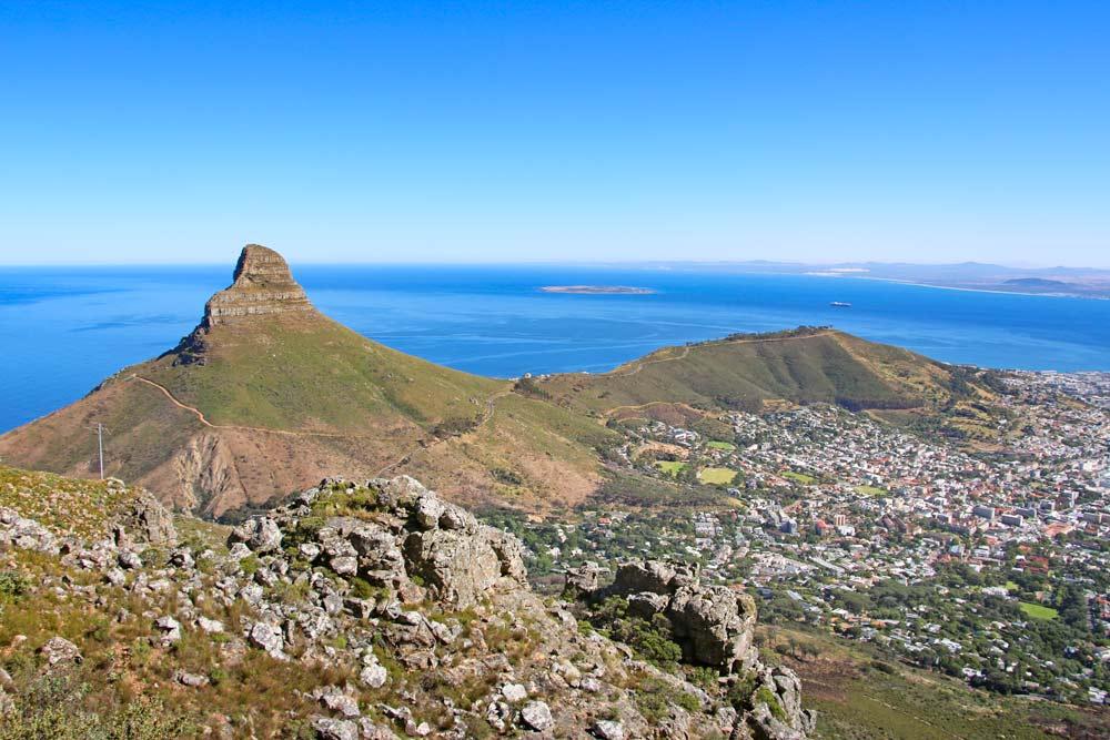 Beste plek voor 30e verjaardag - Kaapstad